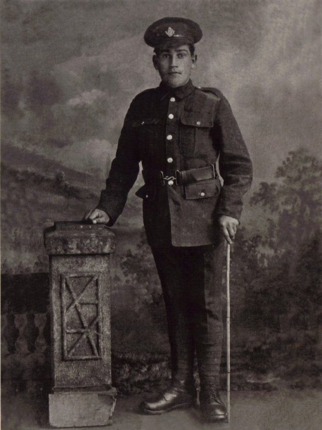 William Frederick Cawley -my Great Grandfather